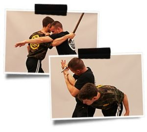 Adult Self Defense Training