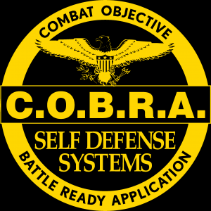 Cobra Self Defense Richmond VA Logo