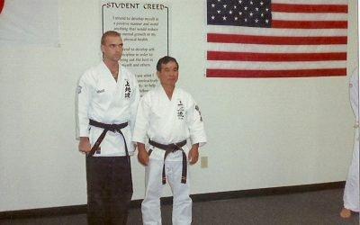 Self Defense Instructor Mark Roscoe