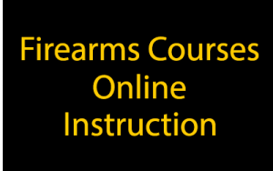 Online Firearms Courses for Virginia Concealed Carry