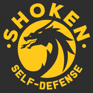 Shoken Self Defense Dragon Logo